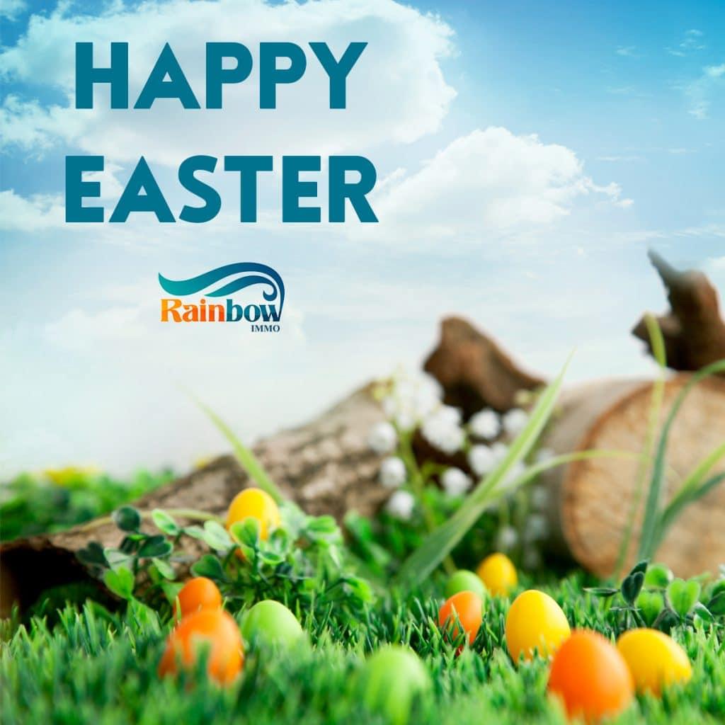 Щастливи Великденски празници 2020 2