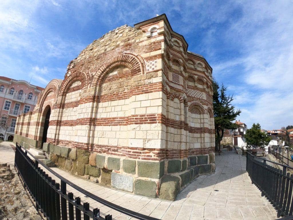 Църква Свети Йоан Алитургетос в Несебър 3