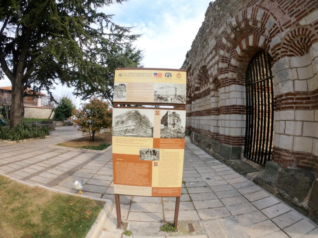 Църква Свети Йоан Алитургетос в Несебър 2