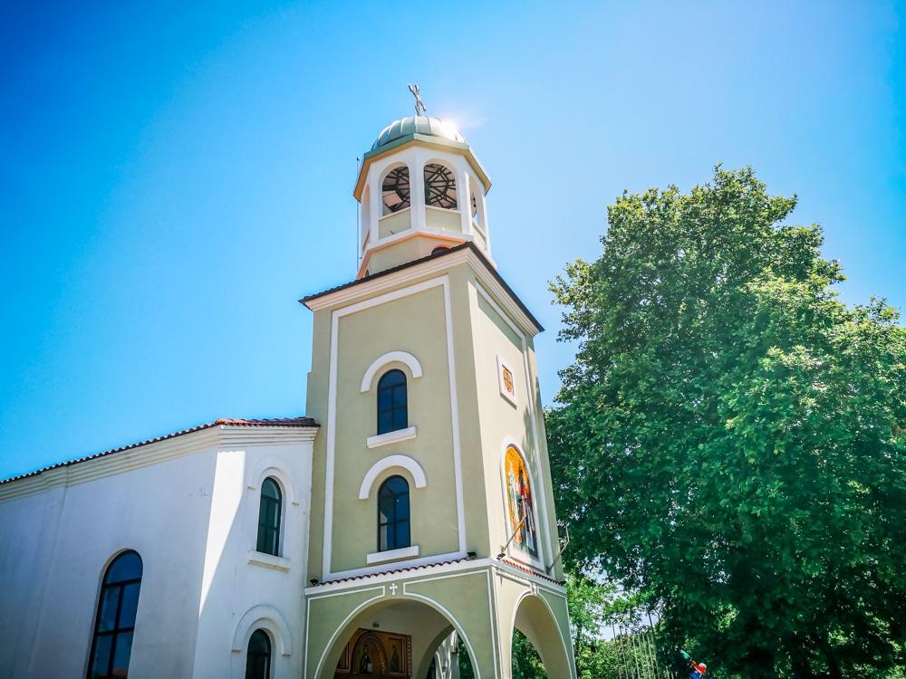Църквата Св. св. Кирил и Методий в Созопол 12
