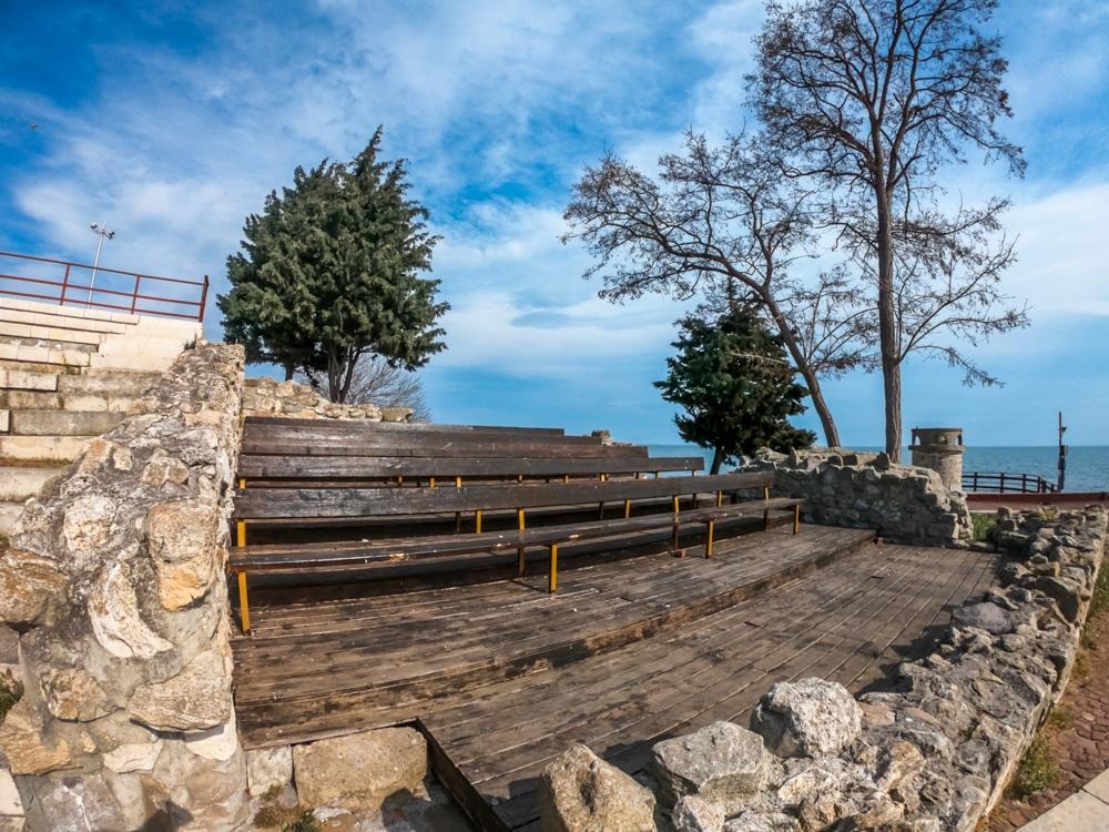Античният амфитеатър в Несебър 4