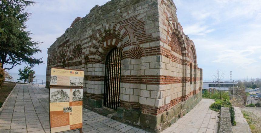Църква Свети Йоан Алитургетос в Несебър