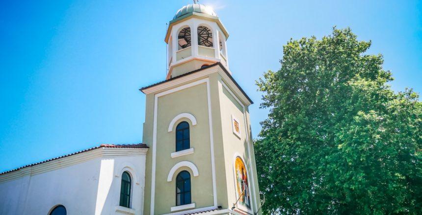 Църквата Св. св. Кирил и Методий в Созопол